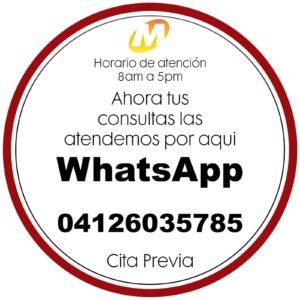 atención whatsapp