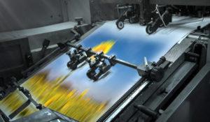 Máquina de impresión