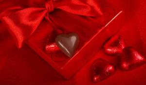 Cajas de chocolate de diseño