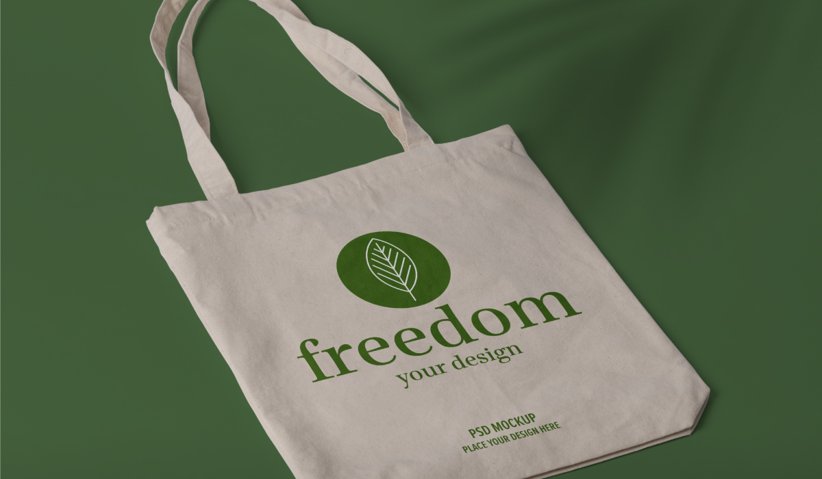 impresión de bolsas reutilizables